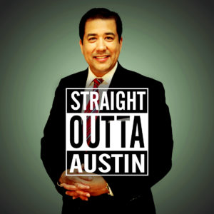 Born and raised in Austin, Texas, Attorney Israel B. Garcia. Jr. graduated in 1984 from high school and began attending the University of Texas at Austin